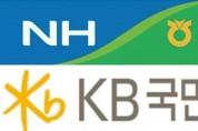 NH농협은행·KB국민은행, 충남도 금고 선정